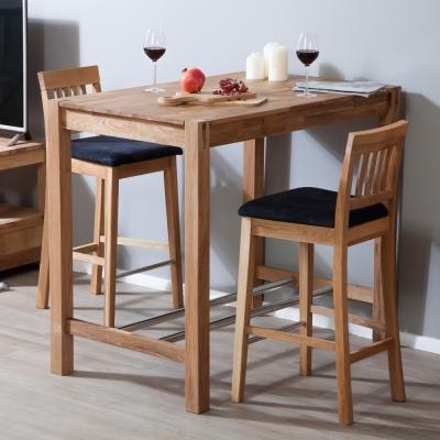Stalai su 2 kėdėm