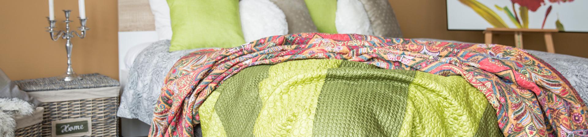 Lovatiesės ir antklodės