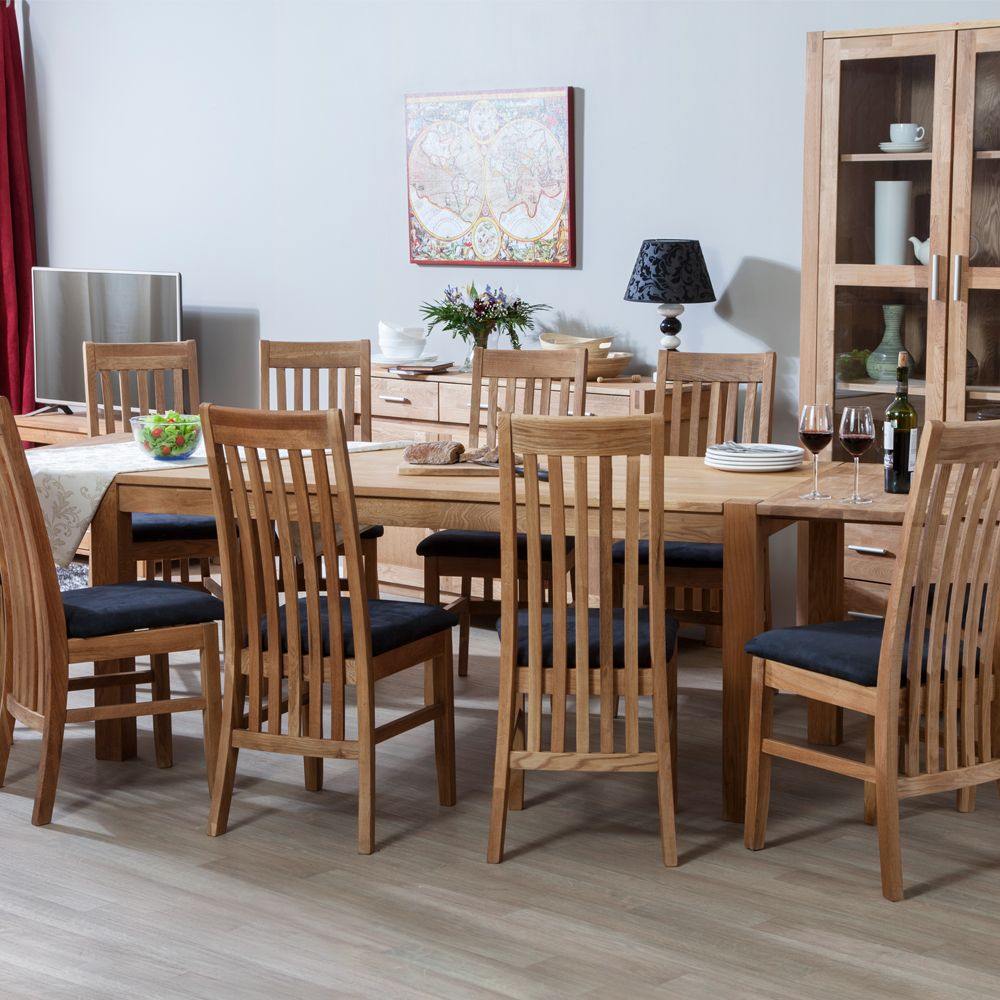 Stalai su 10 kėdėm