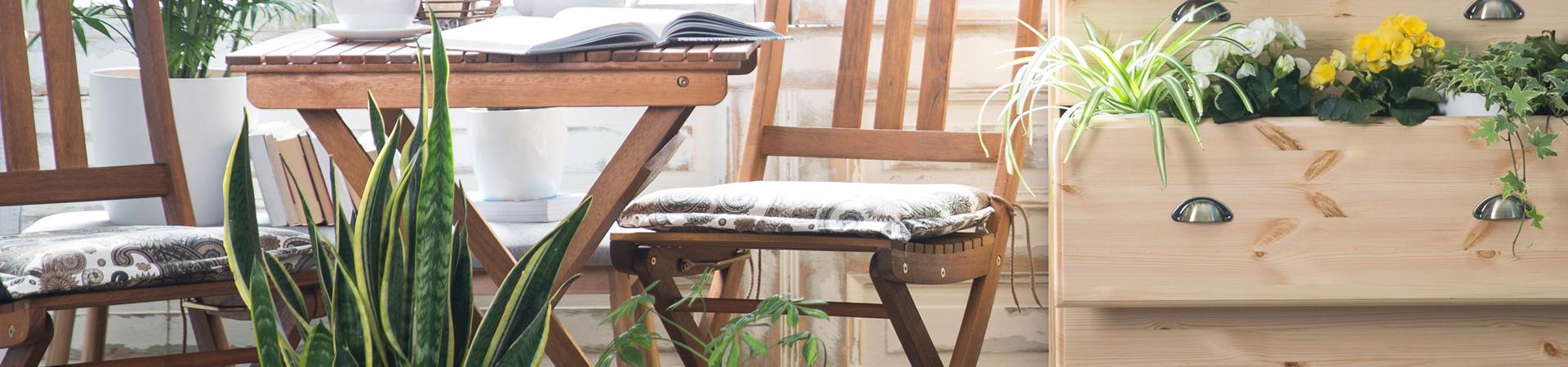 Pagalvėlės kėdėms