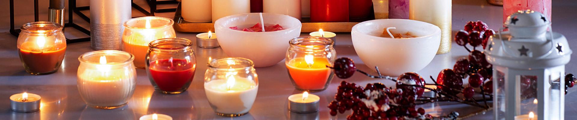 Žvakės ir žvakidės