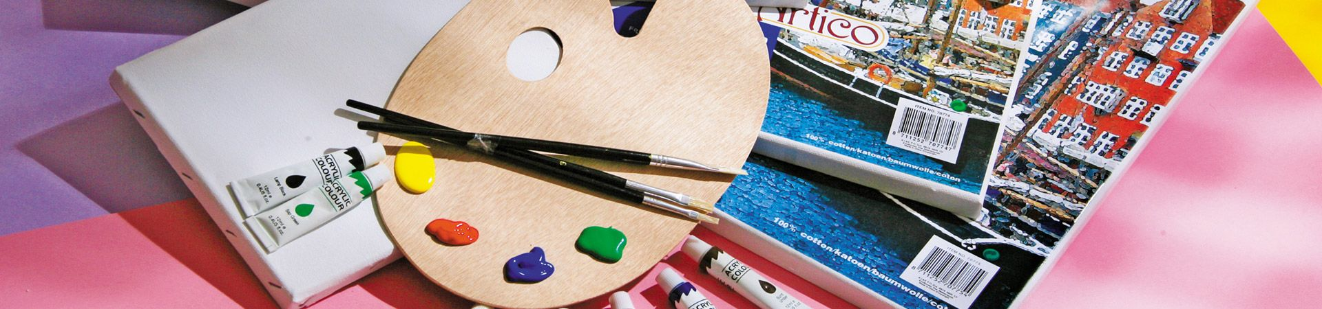 Piešimui ir tapymui