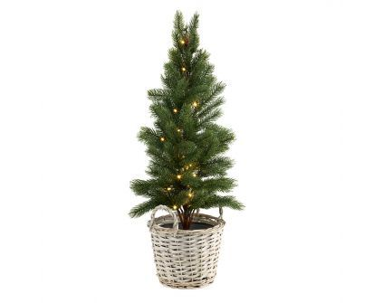 30 LED kalėdinis dirbtinis medis GRANE