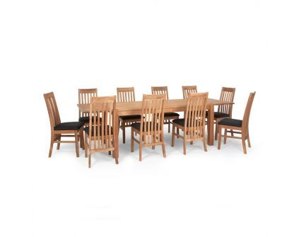 Stalas  ROYAL + stalviršis  ROYAL + kėdės SILAS