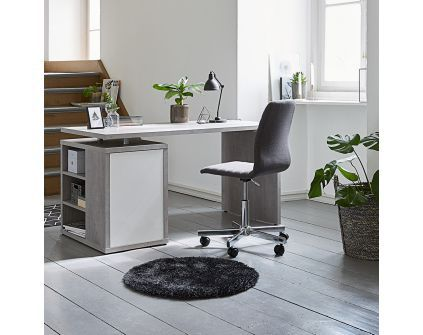 Biuro baldų komplektas ULLITS + ABILDHOLT