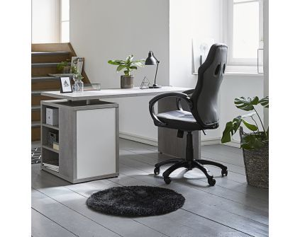 Biuro baldų komplektas ULLITS + AGGESTRUP