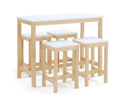 Baro baldų komplektas MARTINA