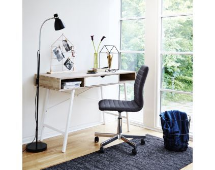 Biuro baldų komplektas ABBETVED + ABILDHOLT