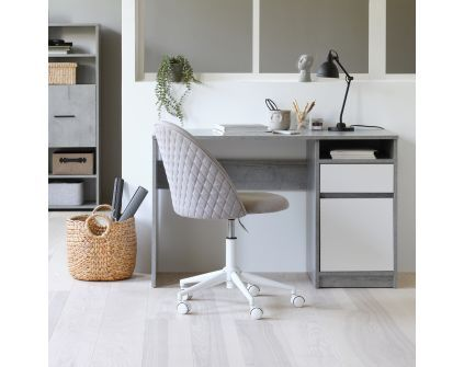 Biuro baldų komplektas BILLUND + KOKKEDAL