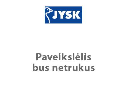 Stalas HAMINA SMALL + kėdės HVITA