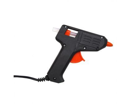 Klijų pistoletas + 2 klijų lazdelės GUNNAR