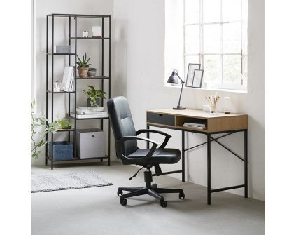 Biuro baldų komplektas TRAPPEDAL + NIMTOFTE