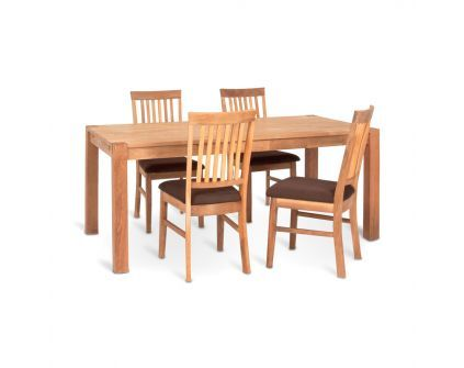 ROYAL dinning set: Royal table + 4 Royal chairs